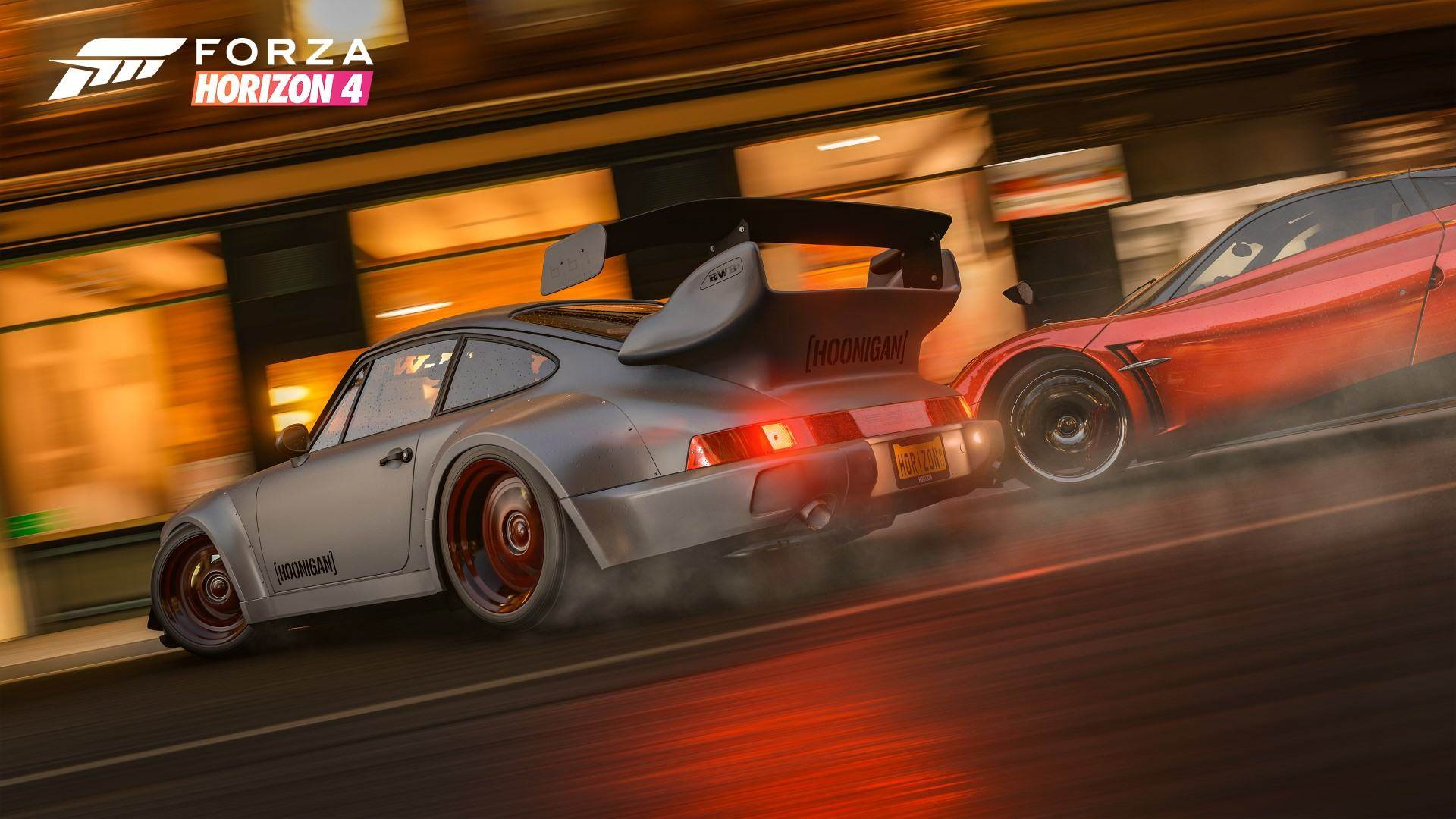 Forza Horizon 4 Hoonigan Drift