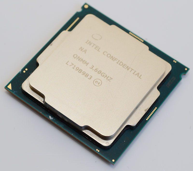 معالج Intel Core i5 8600K للجيمنج