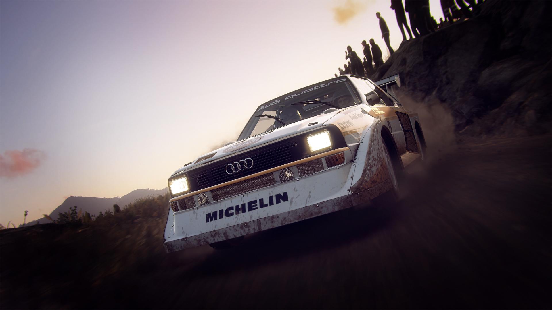 Dirt Rally 2.0 Codemasters