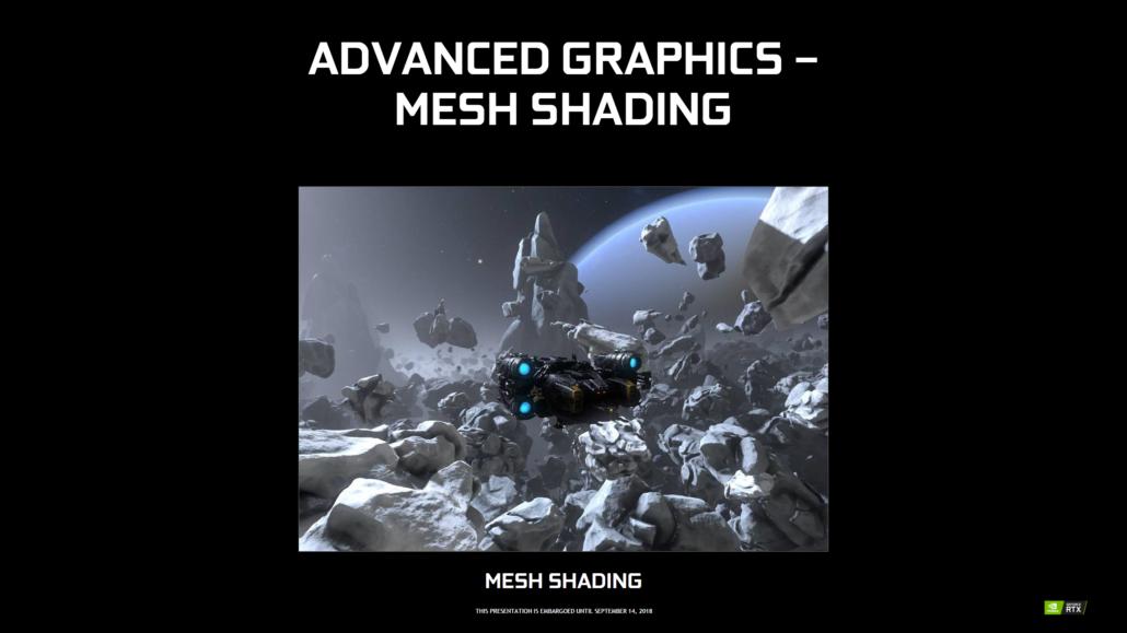 Mesh Shaders