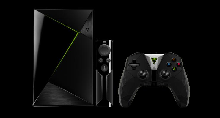 تحديث جديد لـNvidia Shield