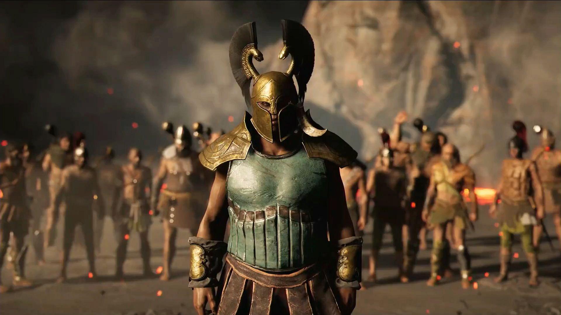 Odyssey Mercenary