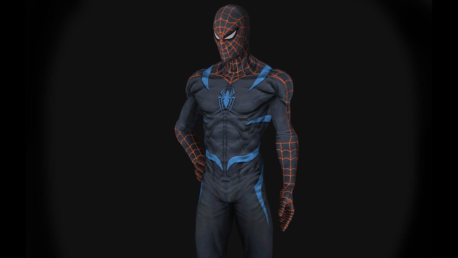 Spider Man Secret War