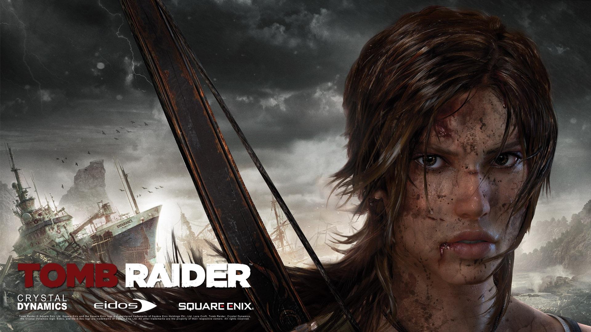 Tomb Raider Lara Croft 2013