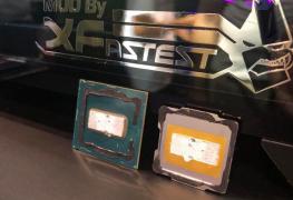 تسريبات جديدة لاداء معالجات إنتل i9-9900K/i5-9600K من الجيل التاسع