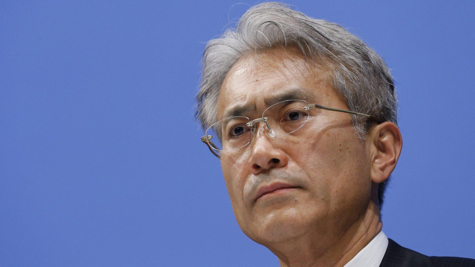 Kenichiro Yoshida Sony CEO