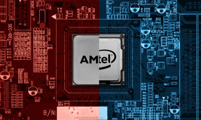 معالجات AMD vs INTEL in Gaming
