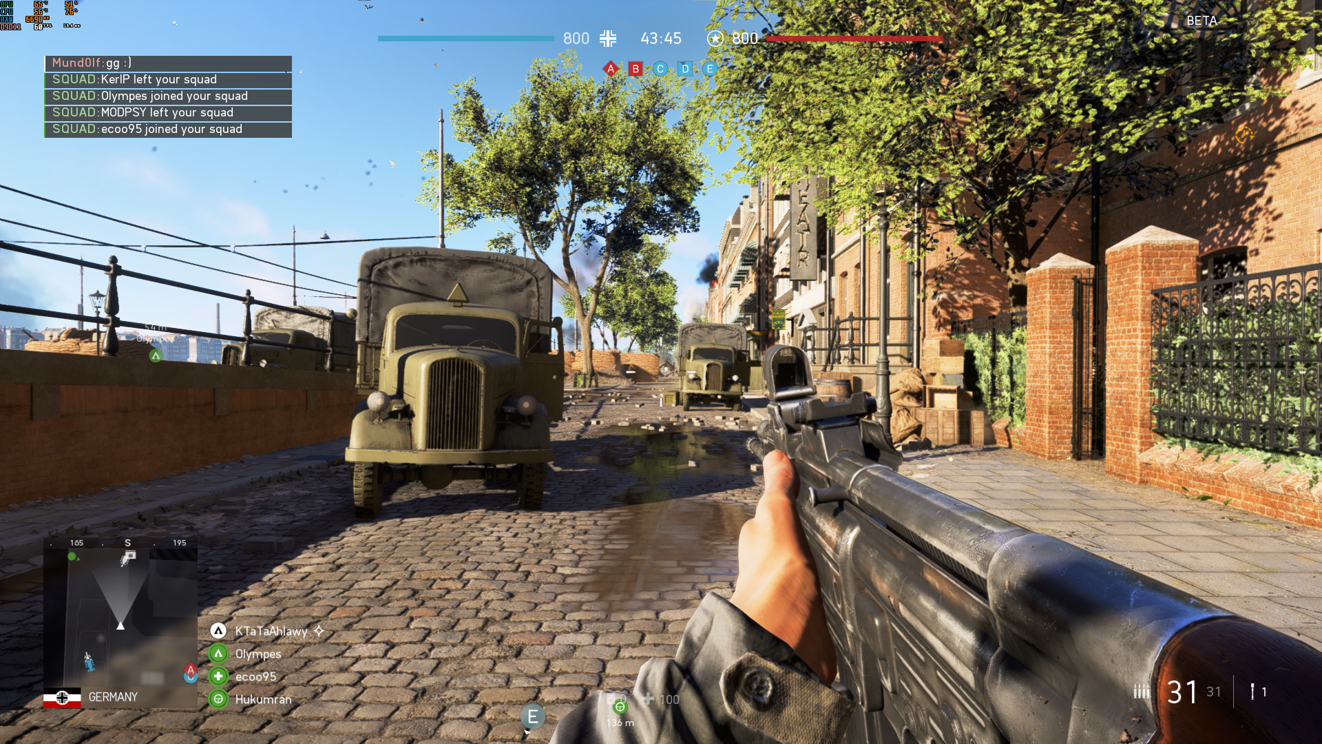 Battlefield V Beta انطباعاتنا