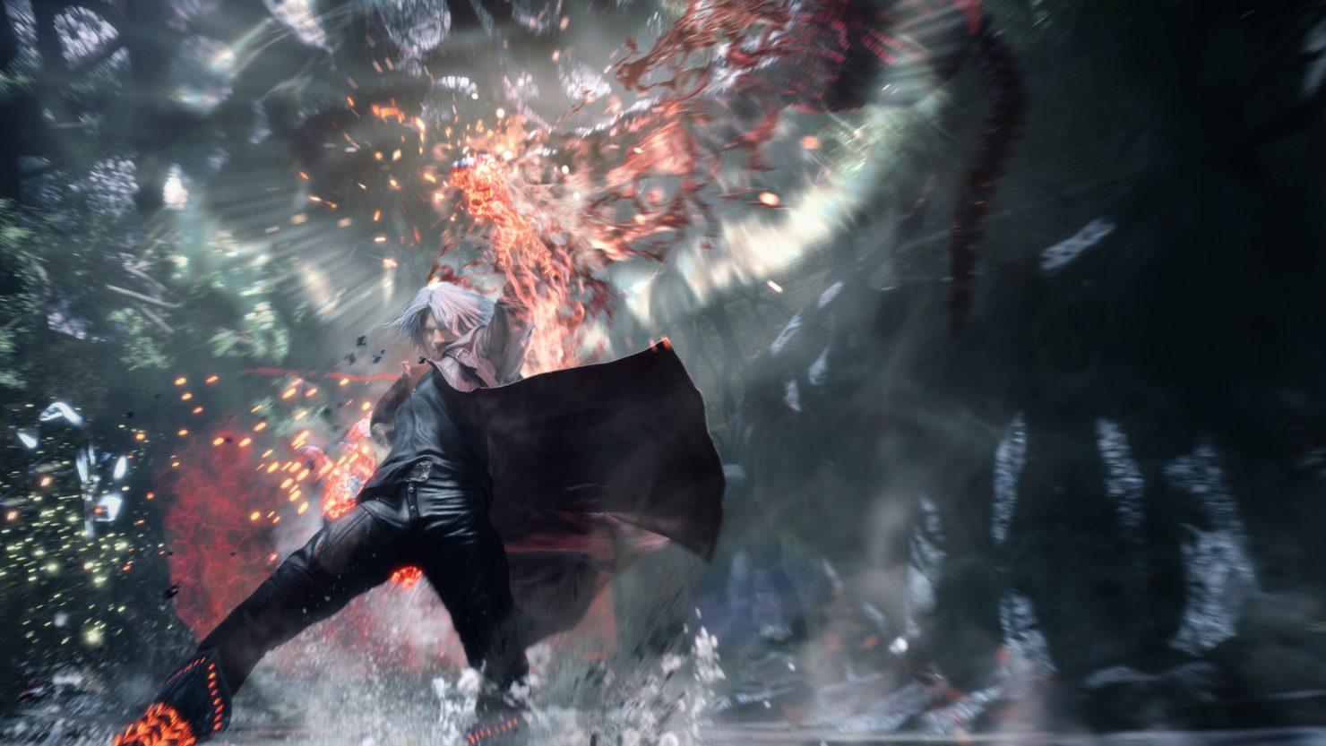 Devil May Cry 5 Dante