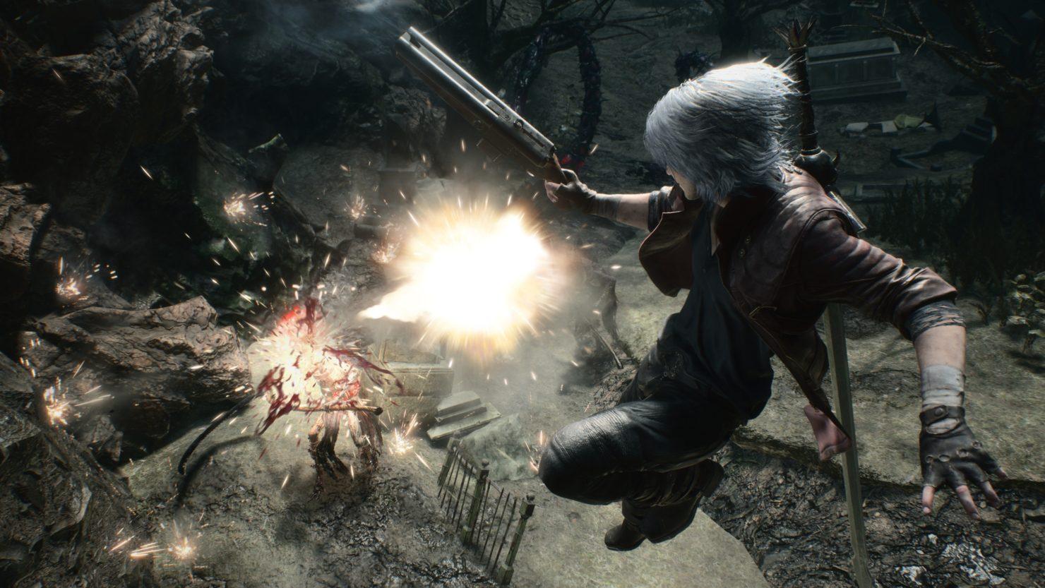 Dante Ranged Shotgun