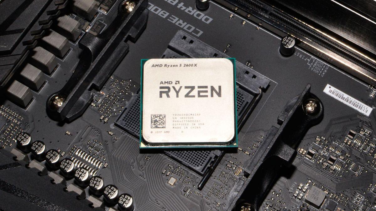 AMD Ryzen 5 2600 X معالج للجيمنج