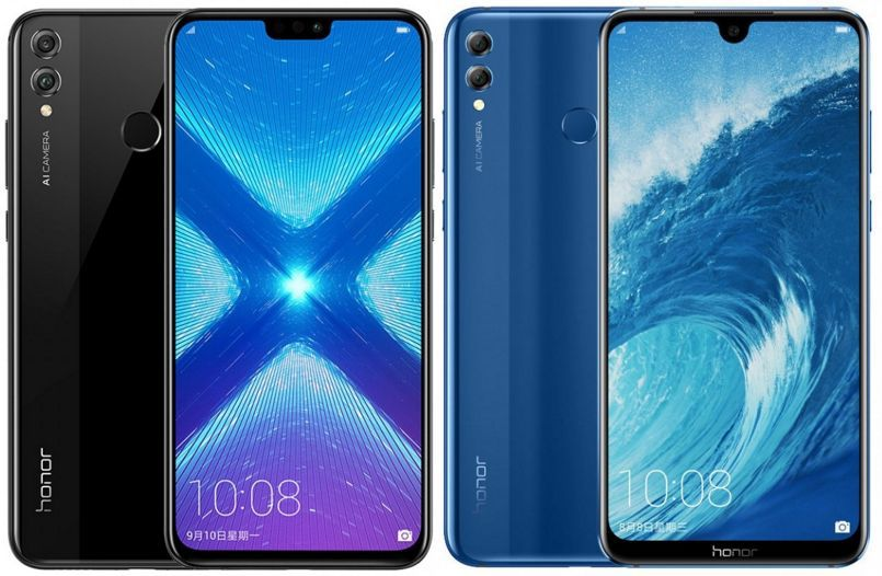 Honor 8X - Honor 8X Max هواتف 2018