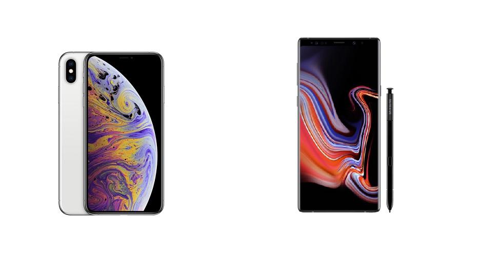 cc0c029e8 ... تريد شاشة أكبر لهاتف من شركة أبل فعليك الترقية إلى الهاتف iPhone XS Max  الذي يحمل شاشة بحجم 6.5 إنش من نوع OLED و لكن بالتأيكد عليك أن تدفع مالاً  أكثر .