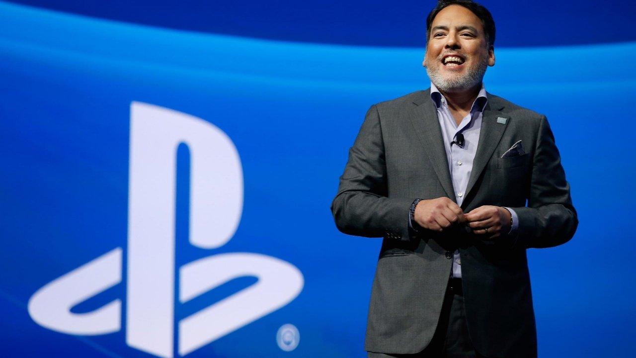 Shawn Layden Sony Entertainment America CEO