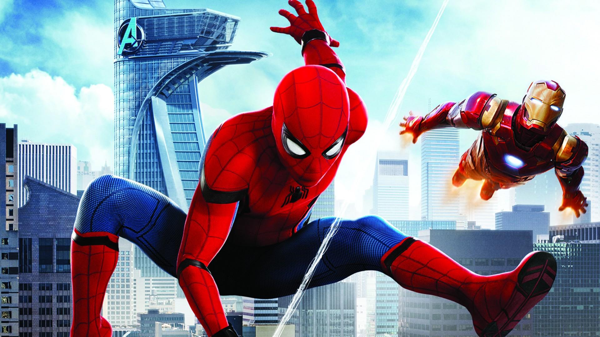 Spider Man Homecoming Insomniac