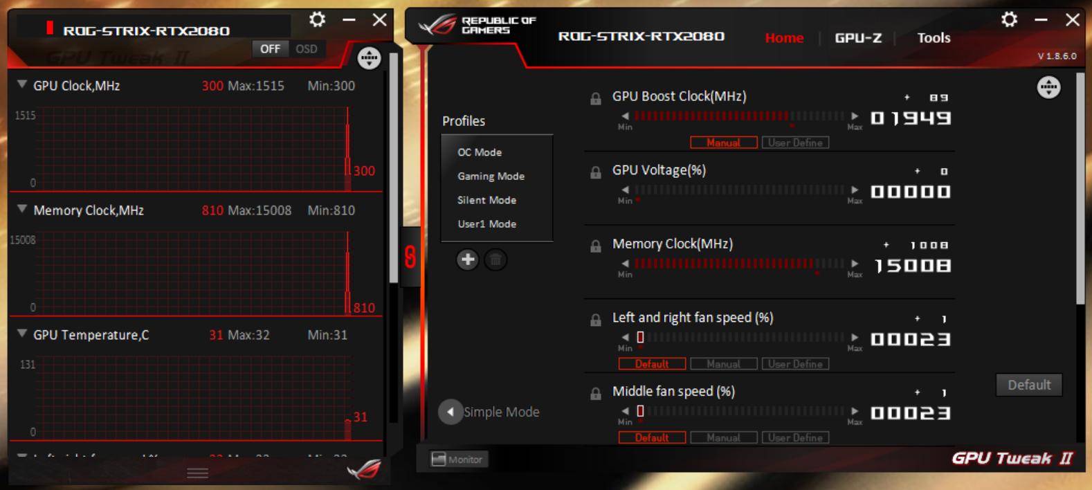 ASUS ROG STRIX RTX 2080 OC