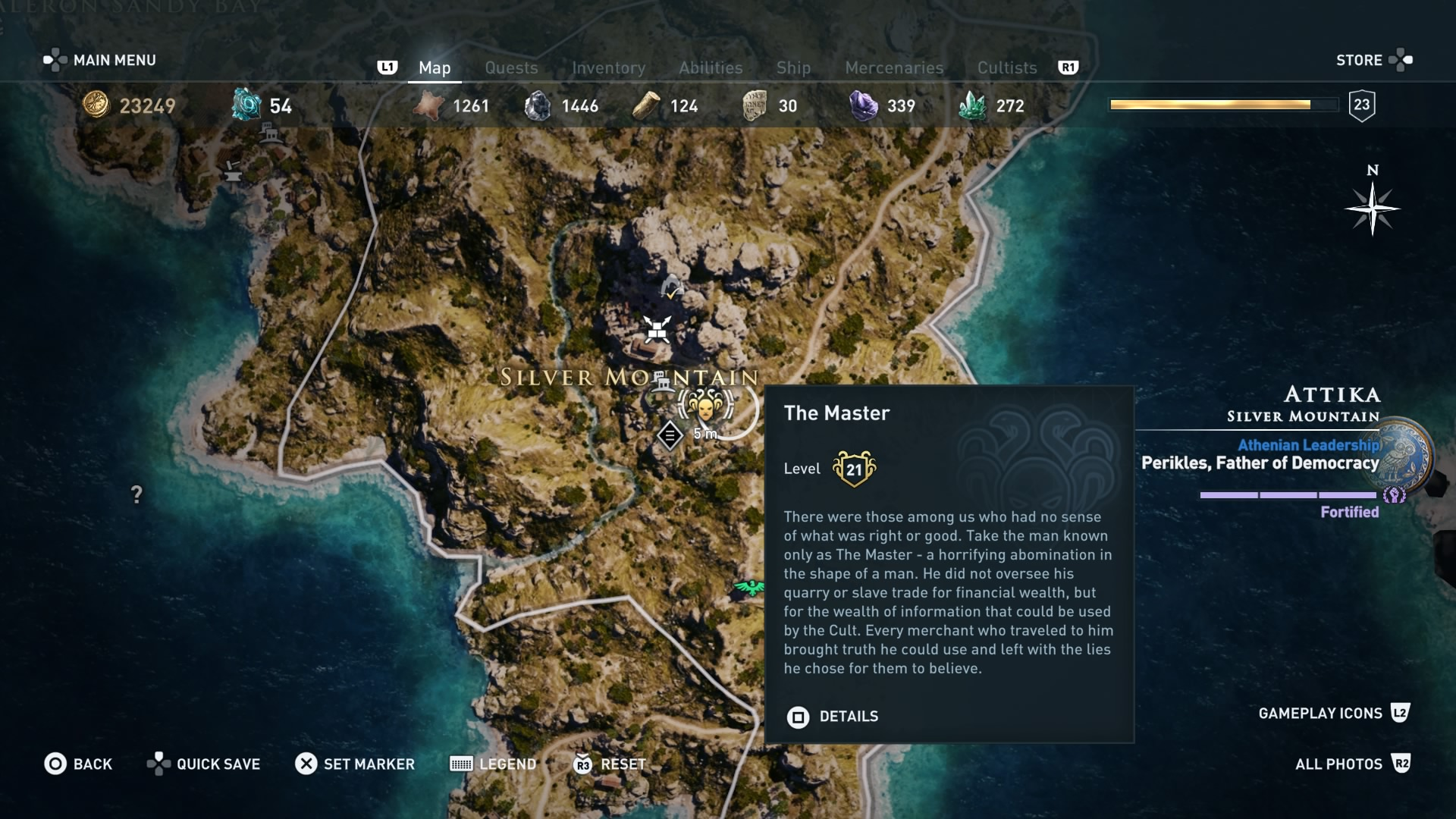 Cult of Kosmos assassin's creed Odyssey