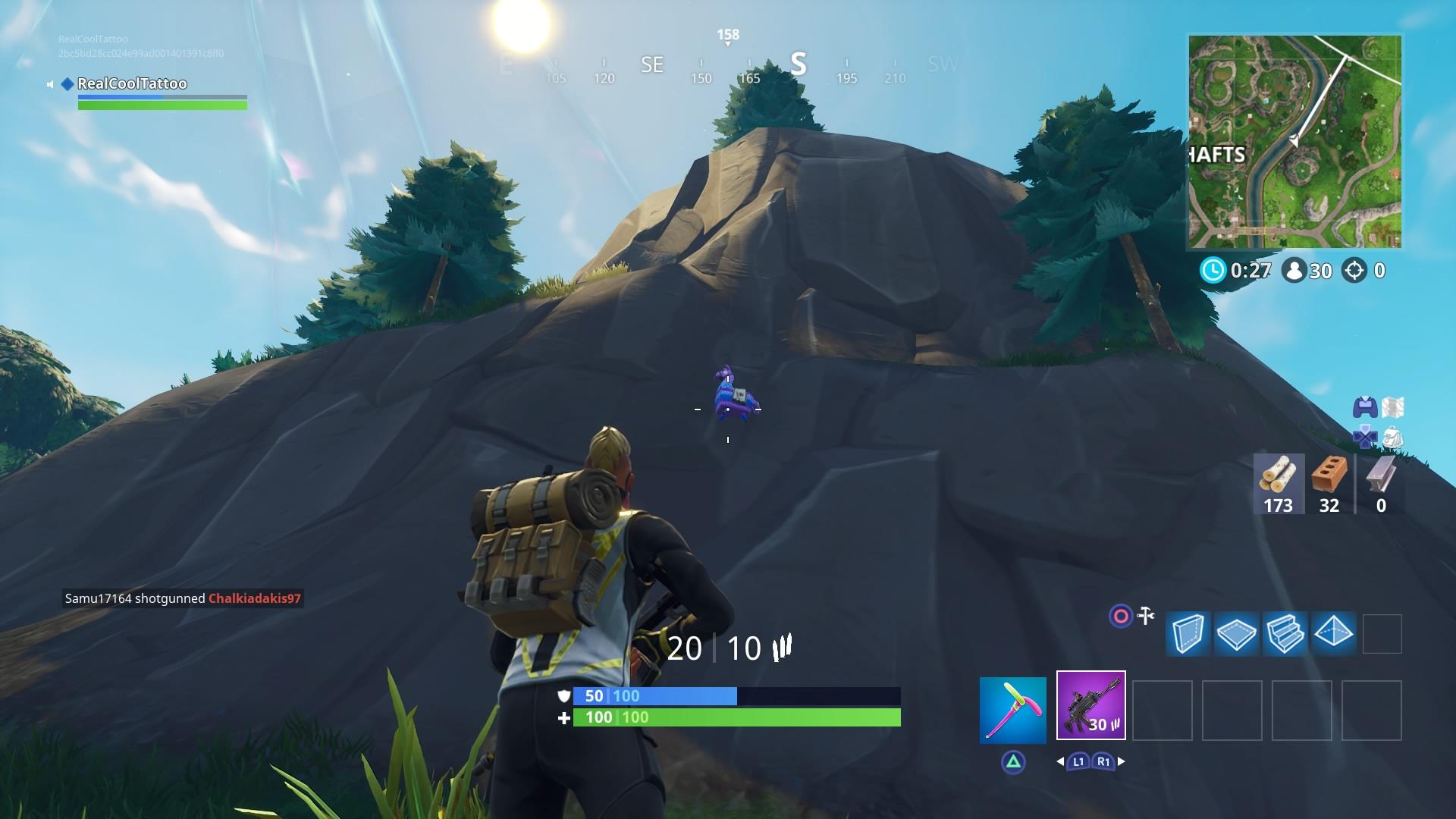 Fortnite Season 6 Supply Llama