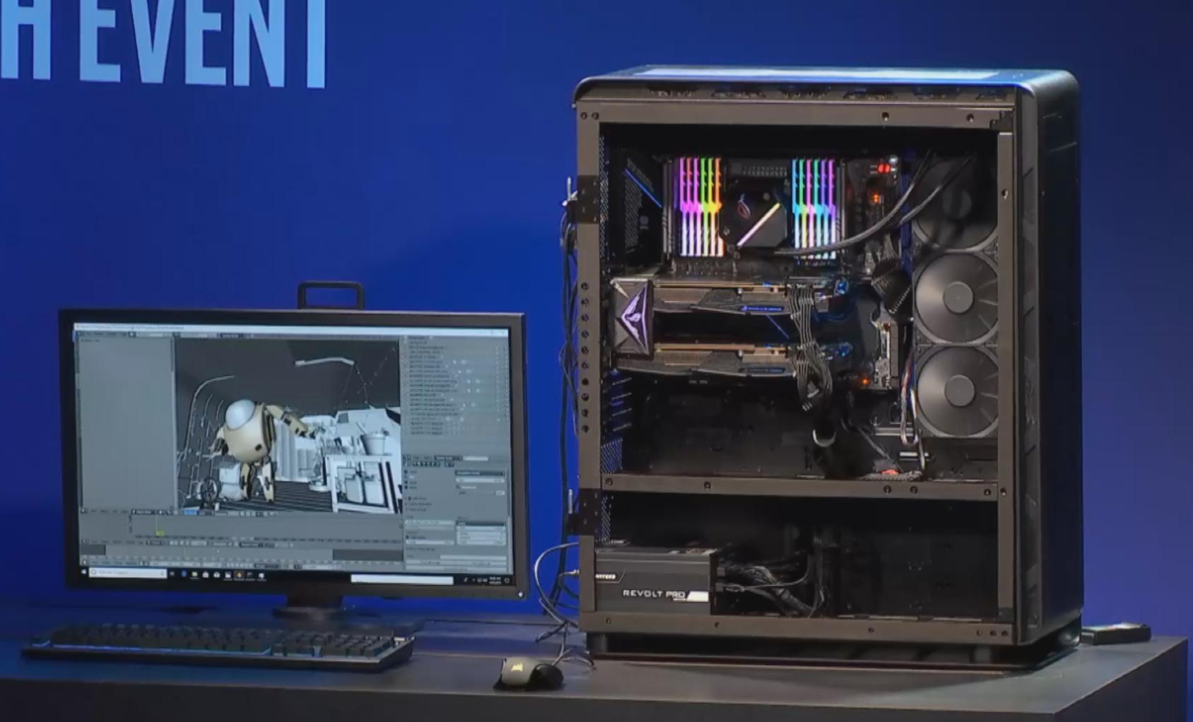 رحب بـ Xeon W-3175X وحش محطات العمل مع 28 نواة ودعم ذاكرة DDR4 بحجم 192GB