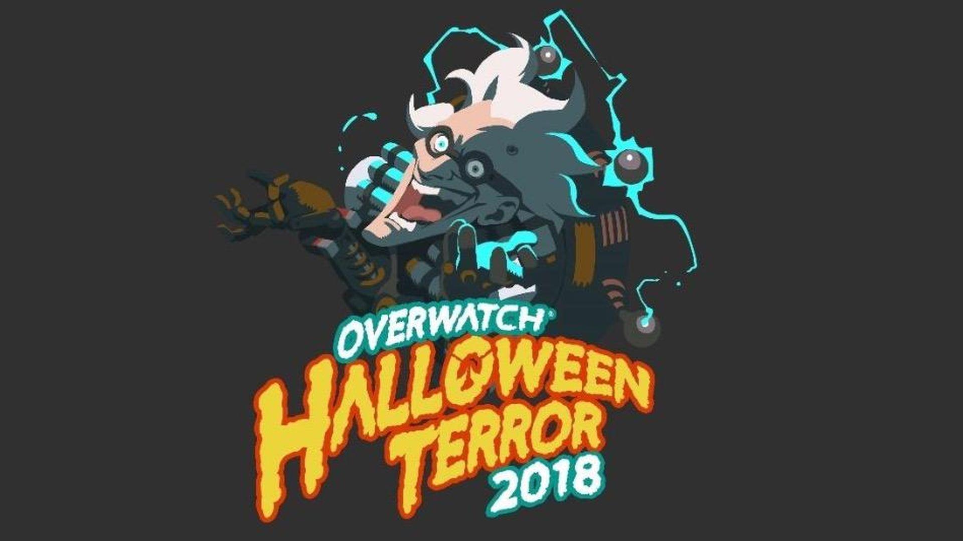 Blizzard Overwatch Halloween Terror