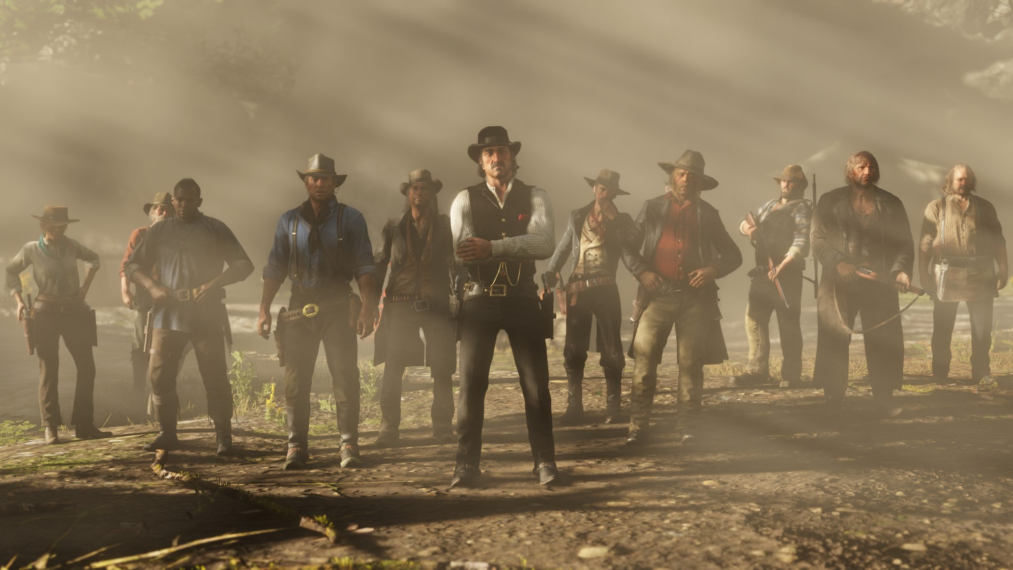 Red Dead Redemption 2 HDR