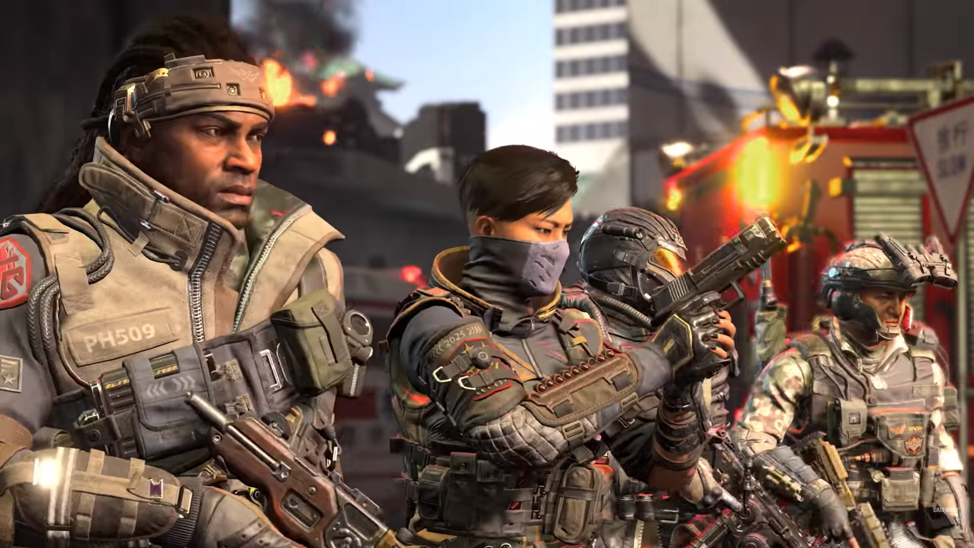 Call of Duty Black Ops 4 Treyarch Specialist