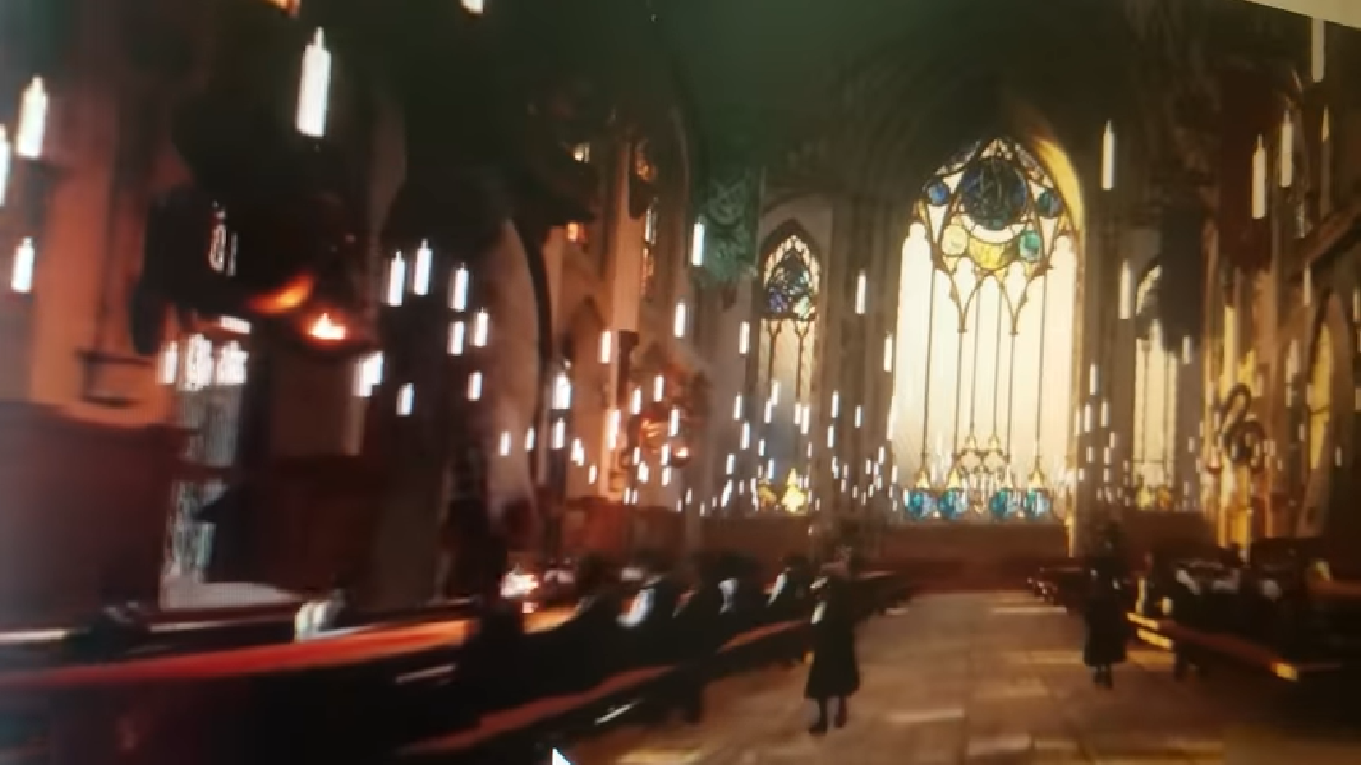 Harry Potter Leaked Game footage