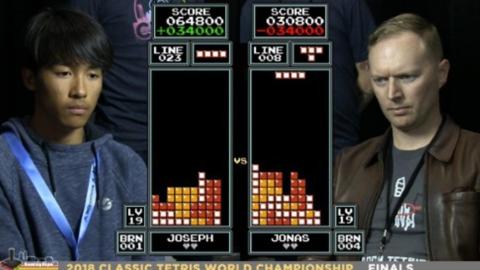 Tetris World Championship