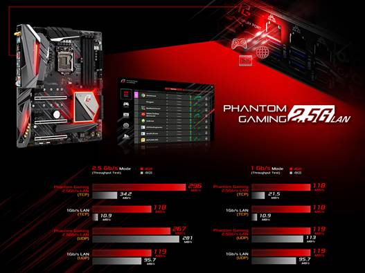 ASROCK Phantom