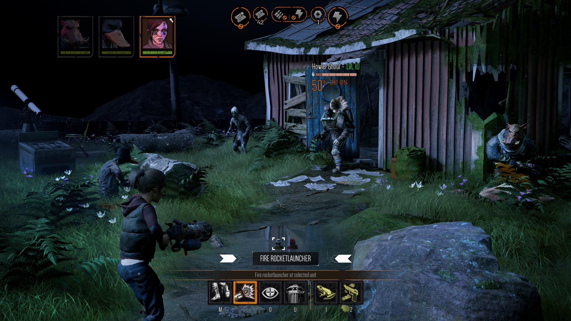 Mutant Year Zero Funcom The Bearded Ladies