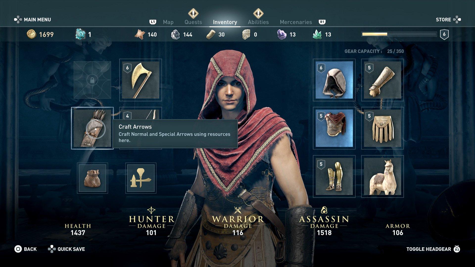 Precious Gems Obsidian Glass Assassin's Creed Odyssey
