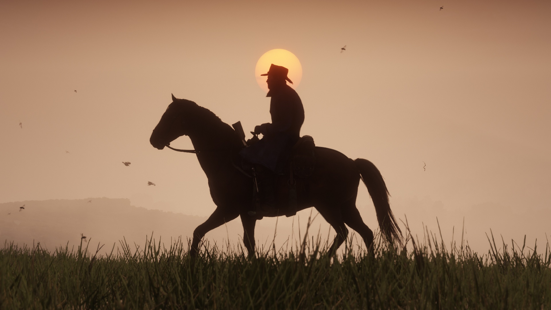 Rockstar Red Dead Redemption 2 horse bonding