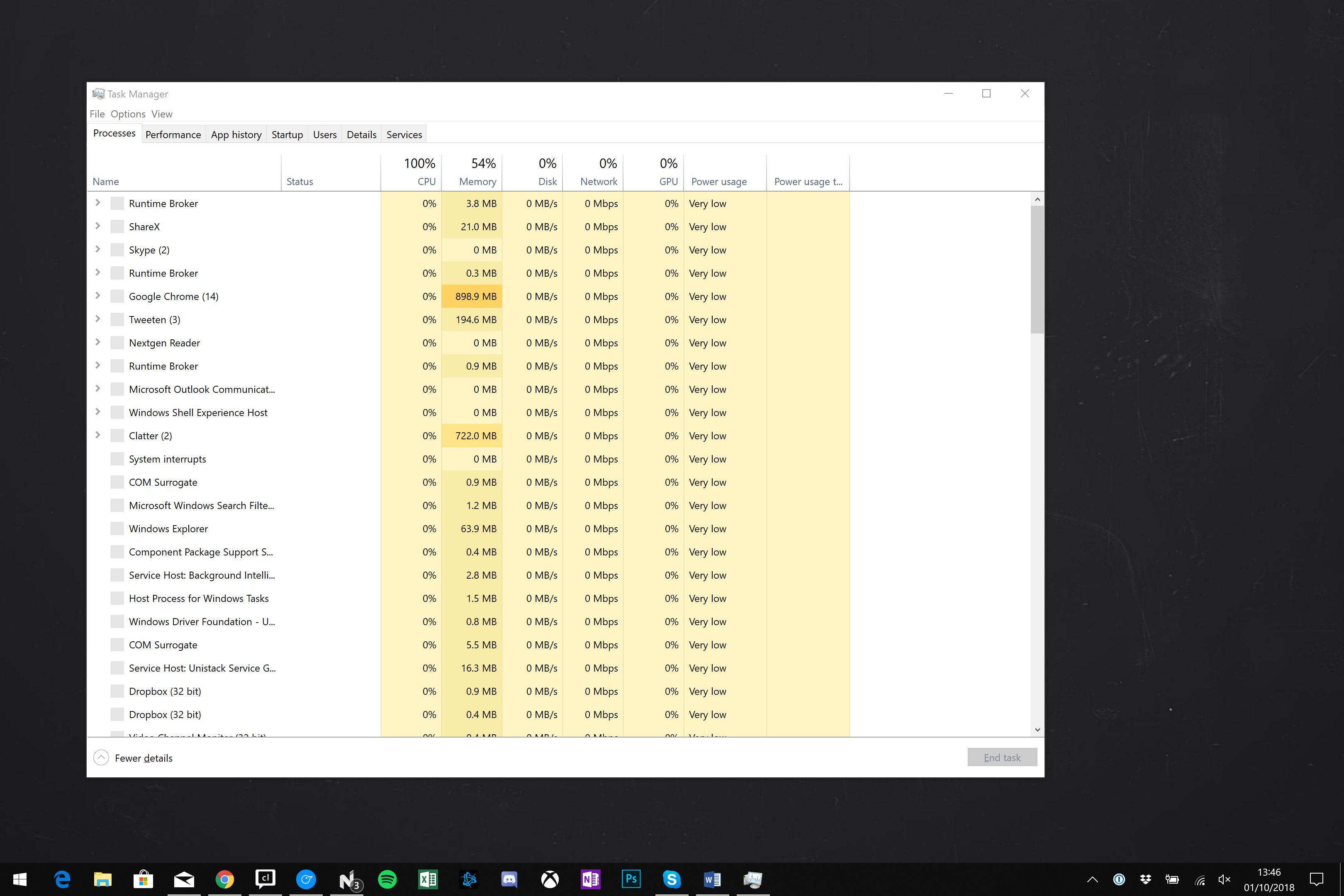 ويندوز 10 - Windows 10 October 2018