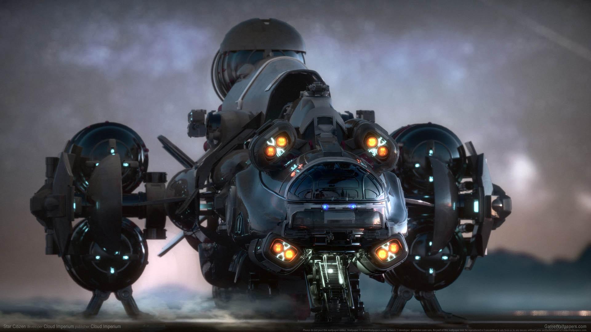 Star Citizen Crowd funding Cloud Imperium Games