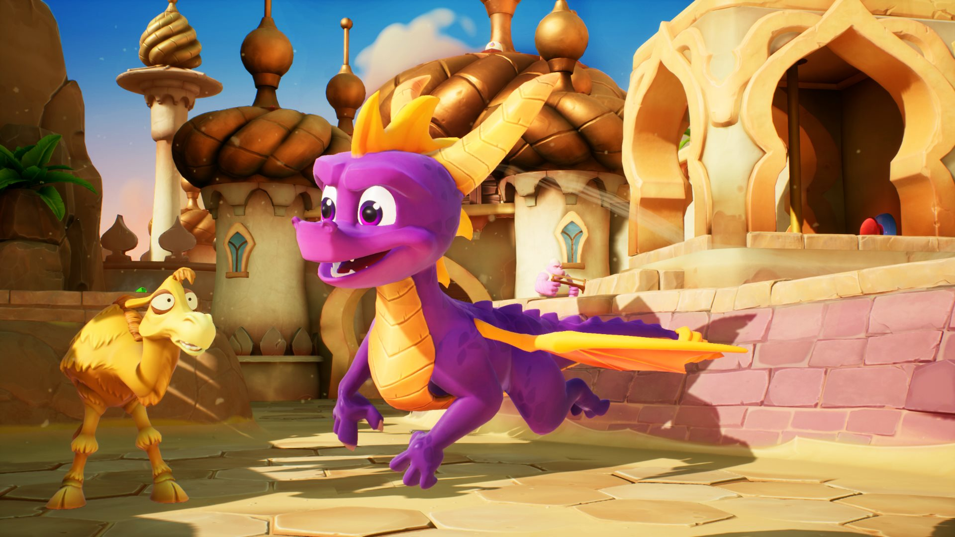 Spyro Reignited Trilogy Toys for Bob Activision