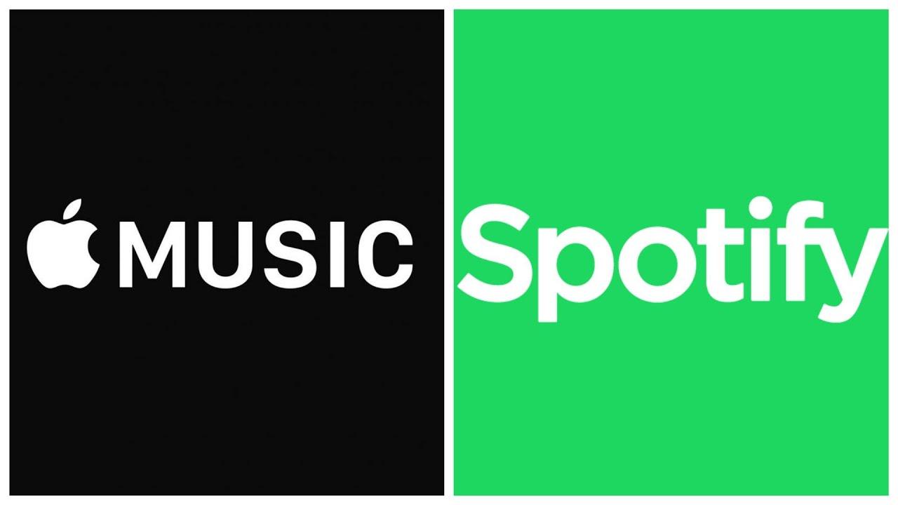 مقارنة بين Spotify و Apple Music