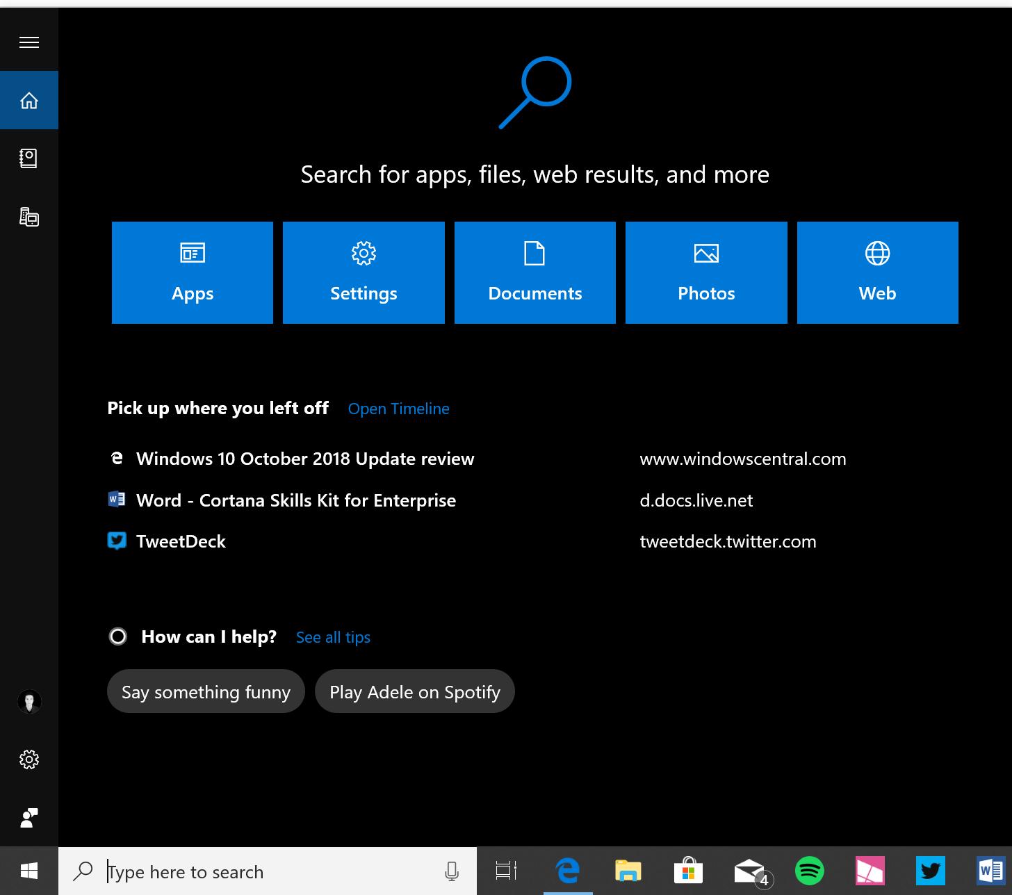 مميزات تحديث Windows 10 October 2018 Update و كيفية تثبيت تحديث Windows 10 October 2018 Update