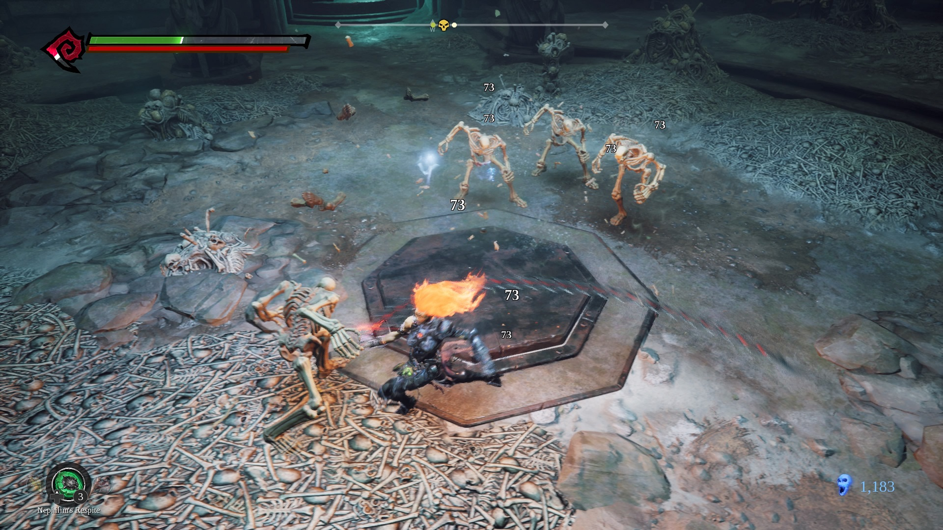 Darksiders 3 classic combat system patch