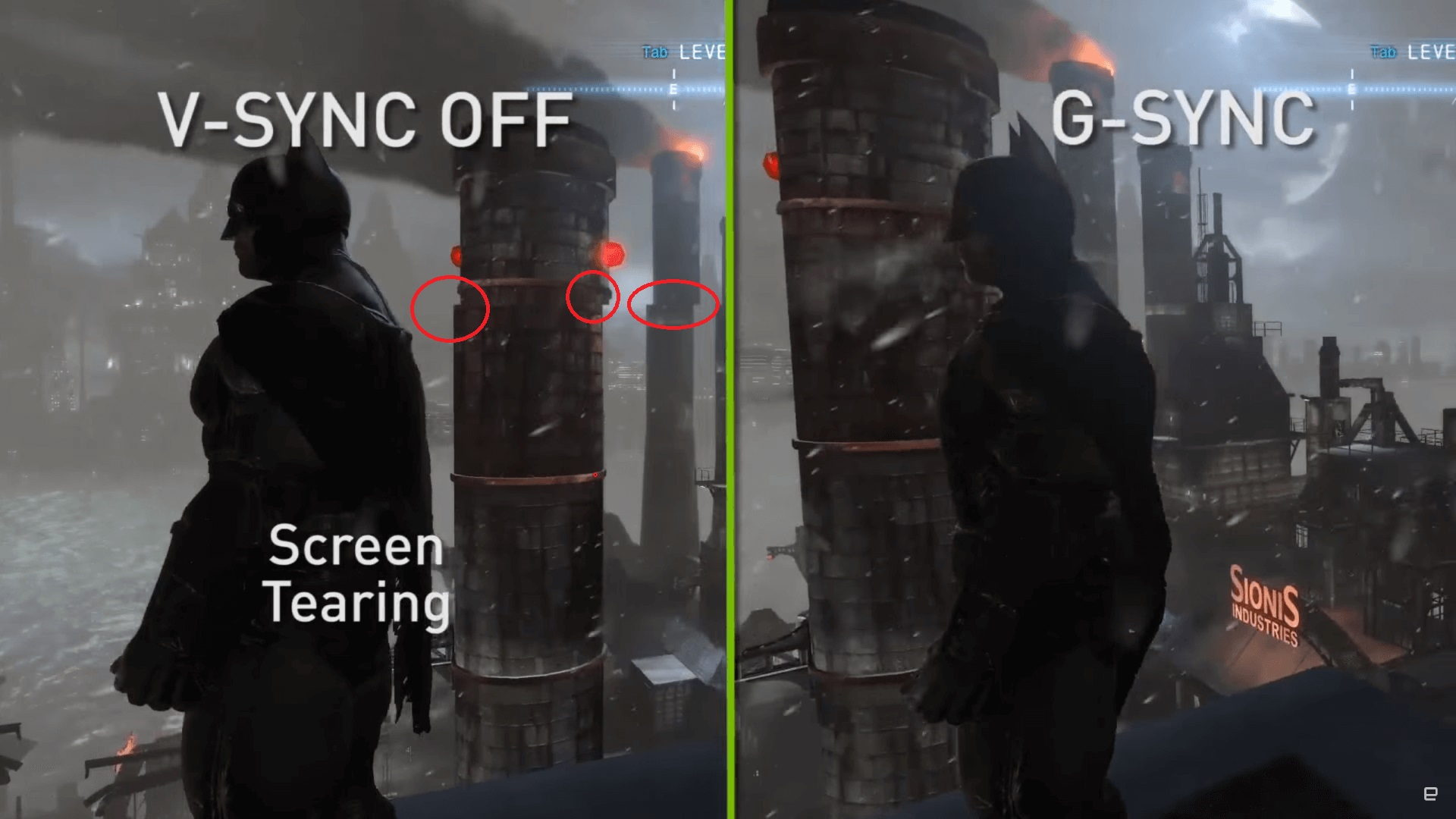 GSync On vs VSync Off