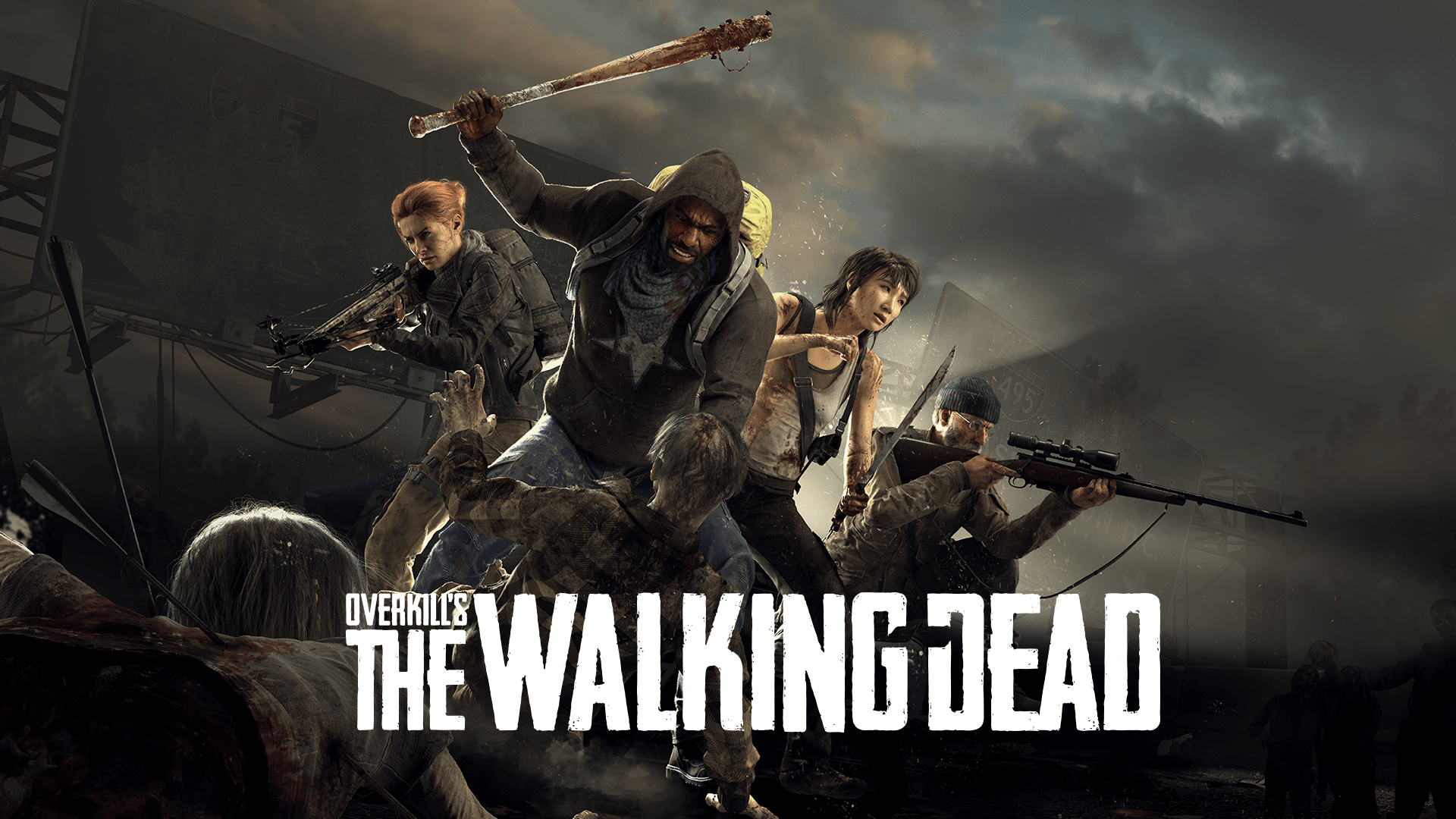 Overkill's the walking dead by overkill