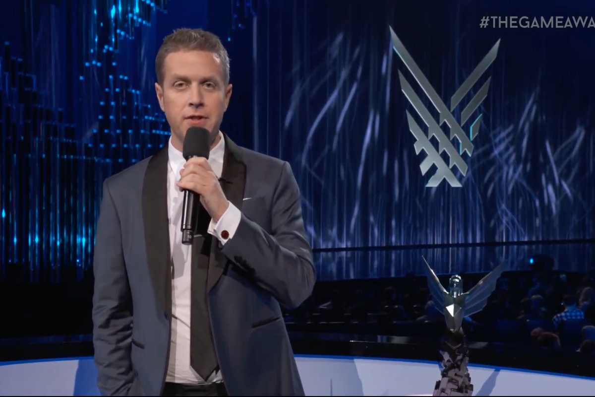 geoff keighley The Game Awards 2018