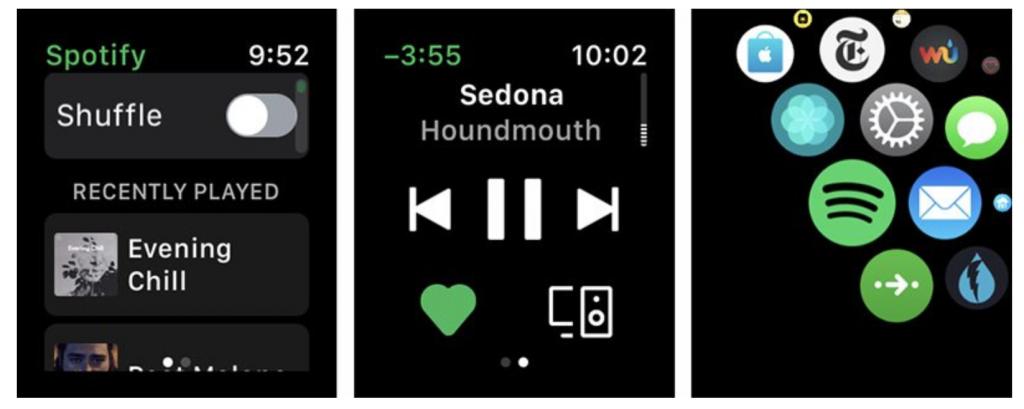 بدء اختبار تطبيق سبوتيفاي على Apple Watch