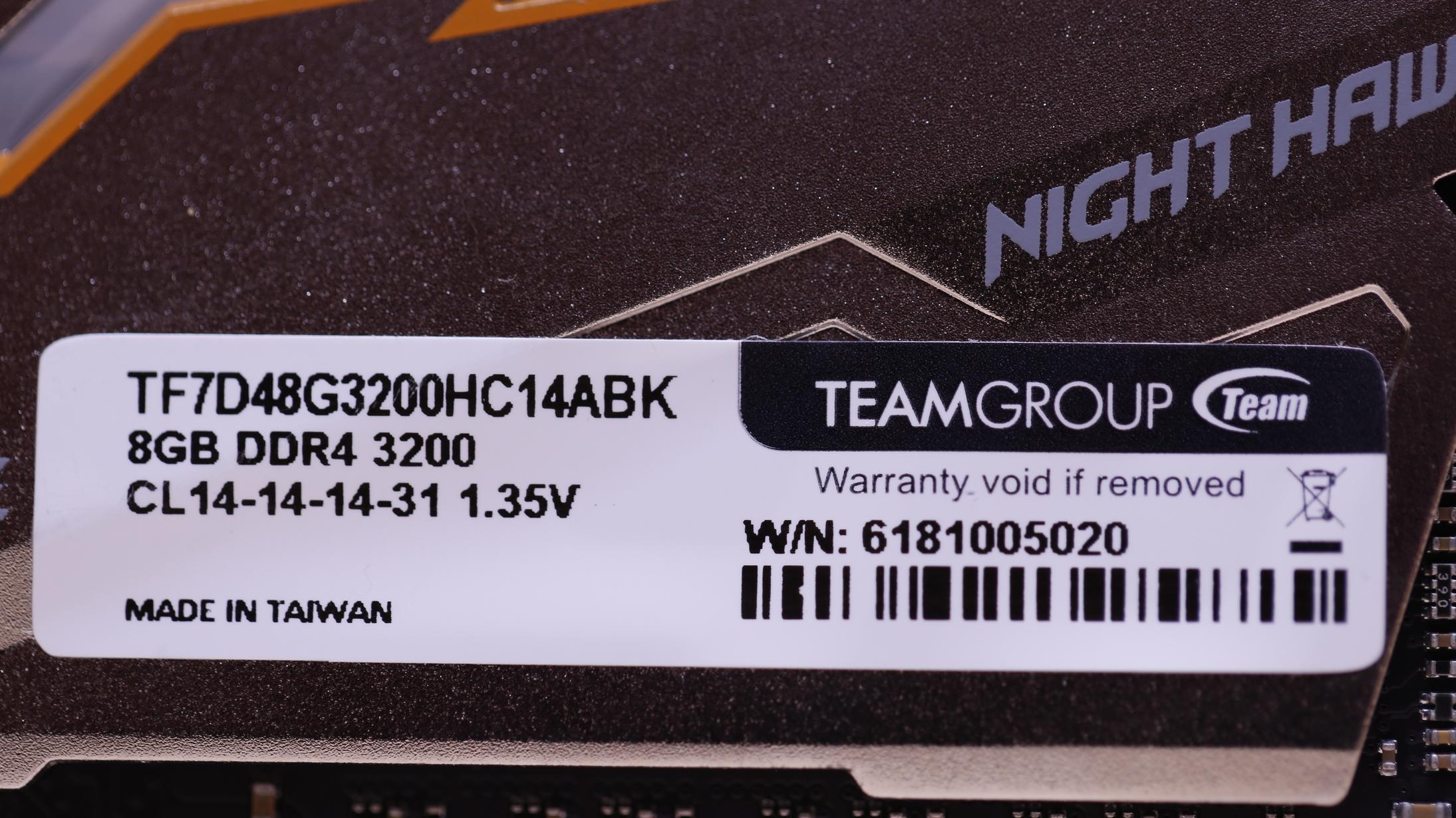 Team Night Hawk Legend RAM (64)