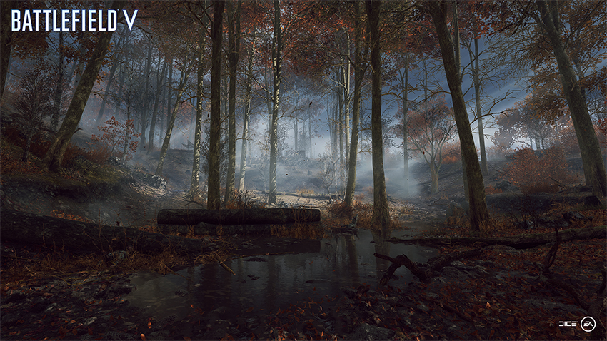Battle field V DXR Real Time Ray Tracing Nvidia RTX
