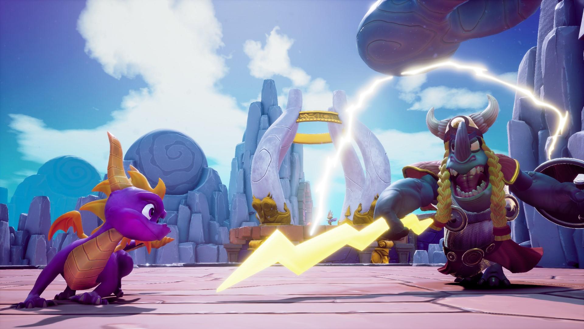 Spyro Reignited Trilogy Toys for Bob Activision