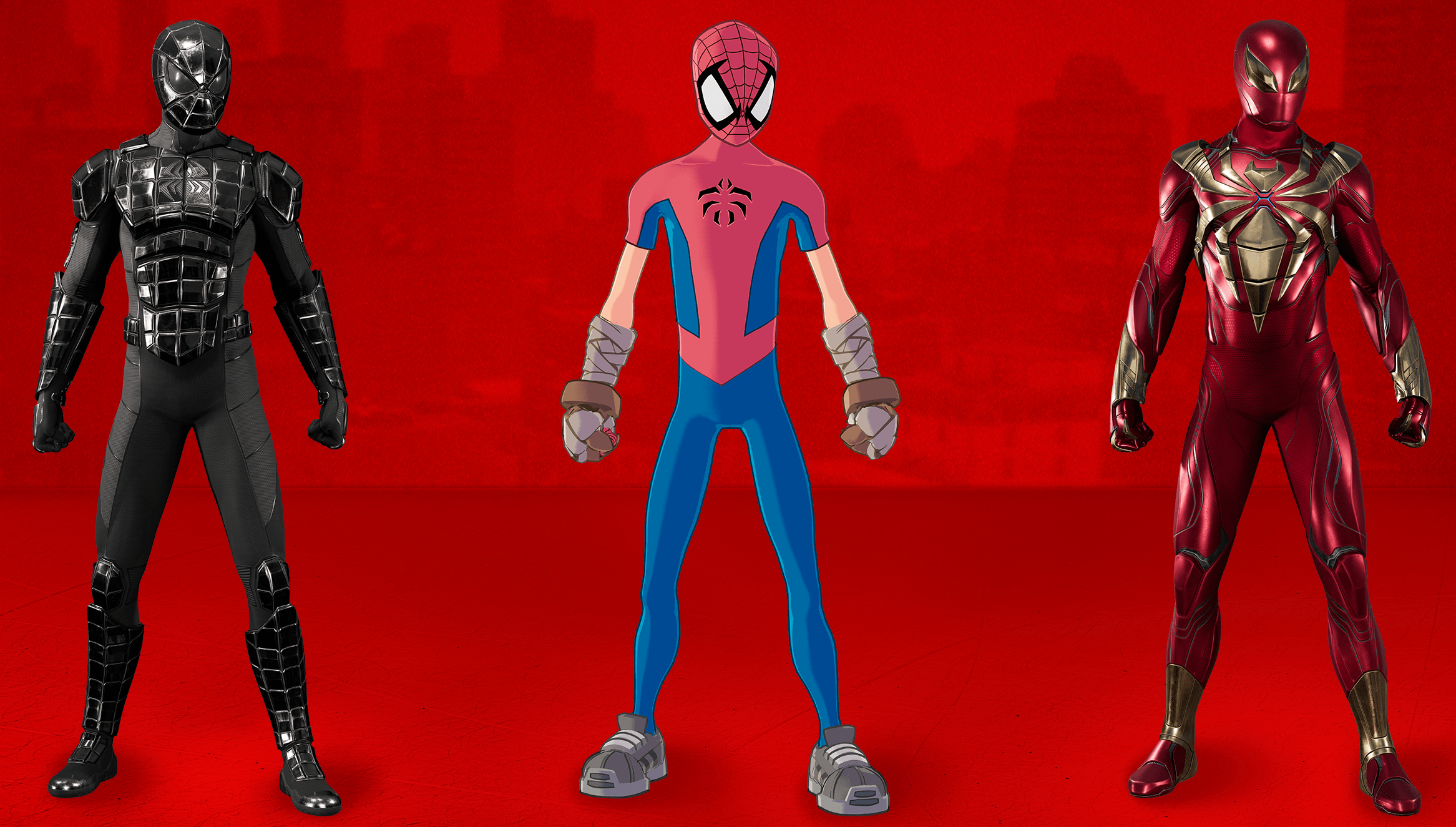 Marvel's Spider-man Turf Wars Suits