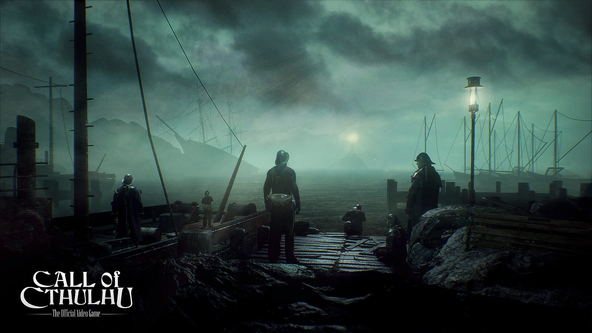 Call of Cthulhu Focus Home Interactive