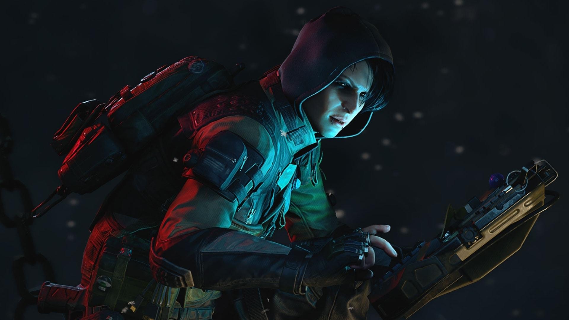 Black Ops 4 Absolute Zero Specialist