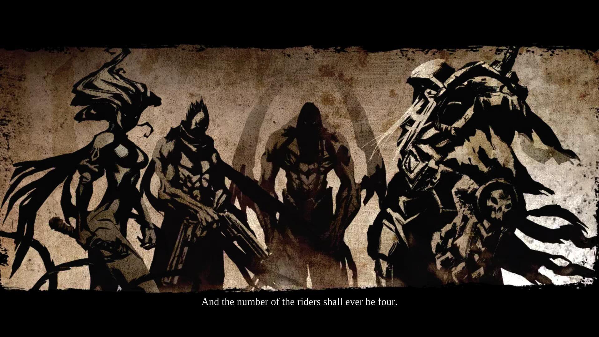 THQ Nordic Darksiders Horsemen of the Apocalypse