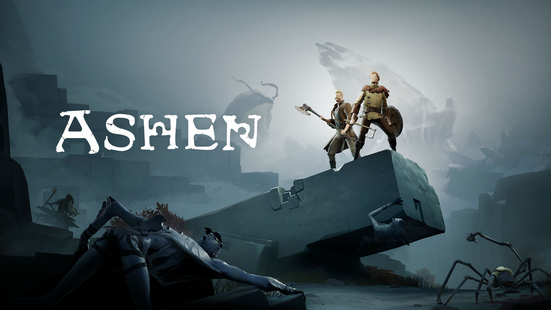 Ashen RPG A44 Dark souls like game